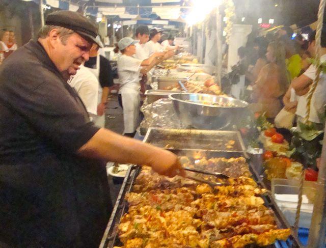 Best Greek Food Restaurant Chicago Greektown